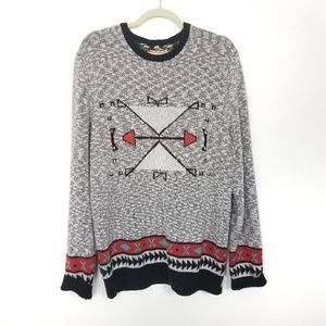Urban Outfitters | Marled Chunky Knit Sweater